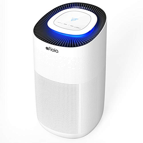 Air Purifier ForLargeRoom|Smart Air detection|25Db, 4 Speeds 3-Stage Filtration|H13 True Hepa Filter Home Air Cleaner|Auto Mode Air Purifiers Remove 99.99% Pet Odors Dust Pollen Smoke Mold