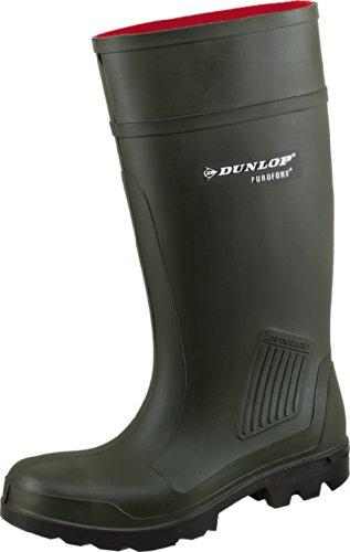 Dunlop Acifort Dunlop Purofort, Gummistiefel,Regenstiefel,Freizeitstiefel,Gartenstiefel (38)