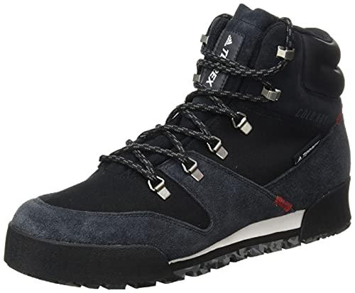 adidas Terrex Snowpitch C.RDY, Zapatillas de Hiking Hombre, NEGBÁS/NEGBÁS/Escarl, 40 2/3 EU