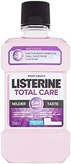 [Listerine ] リステリントータルケアゼロアルコール平滑ミントM /ウォッシュ250ミリリットル - Listerine Total Care Zero Alcohol Smooth Mint M/wash 250ml [並行輸入品]