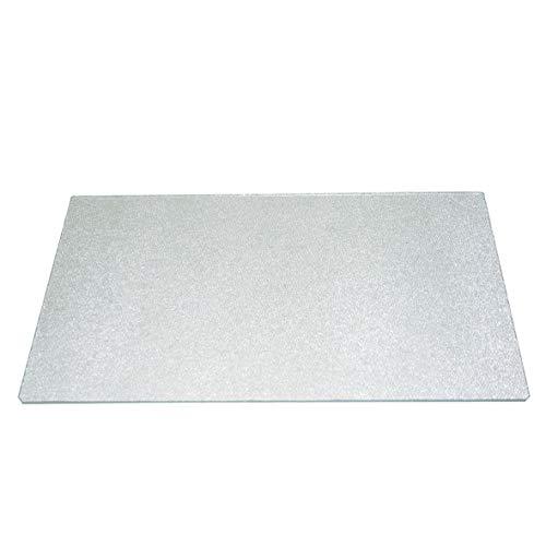 Bauknecht Whirlpool 481245088125 ORIGINAL Glasplatte Abdeckplatte Fach Boden Regal Ablage 468x295mm Kühlschrank Kühlautomat Kühlgerät auch auch Ignis Philips Ikea oder Quelle Privileg Matura 01847193