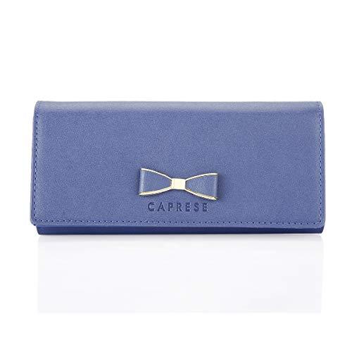 Caprese Women's Wallet (Blue)