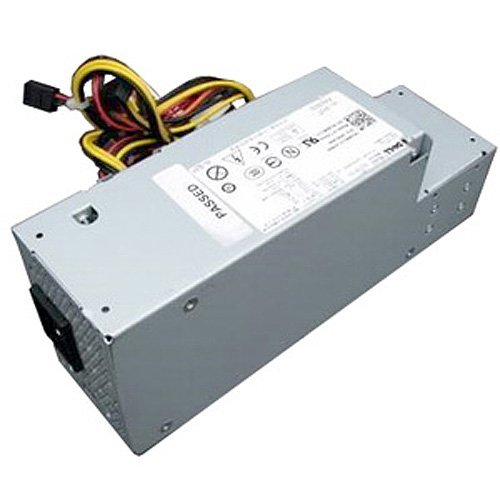 Genuine Dell 275 Watt Power Supply for Dimension 5100c, 5150c XPS 200 Optiplex GX520 GX620 Small Form Factor (SFF) Systems Compatible Part Numbers: K8964, TD570, YD080, N8373, WD861 Compatible Model Numbers: H220P-01, N220P-01, N275P-00, H275P-00