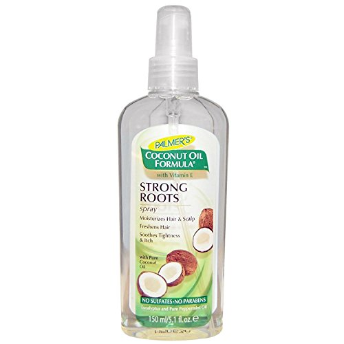 Palmers Coconut Oil Formula Strong Roots Spray