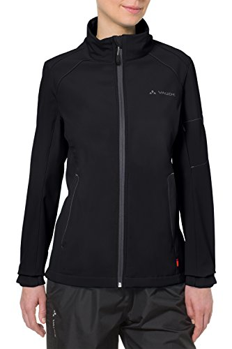 Vaude Damen Jacke Women's Cyclone Jacket IV, black, 34