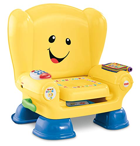 Fisher - Price Laugh & Learn Smart Stages Bilingual Chair for Ages 1 Year and Up - Learn Japanese and English (CJY02)