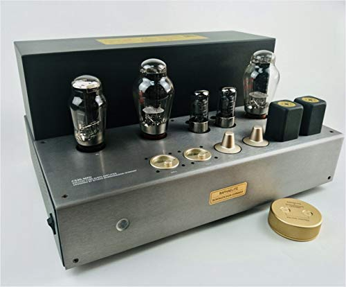 Find Discount Raphaelite CS30-MKII 300B Vacuum Tube Single-Ended Integrated Amplifier & Power Amplif...
