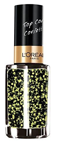 L'OREAL - Vernis Color Riche - Mini camouflage - Confettis Vert et noir 925