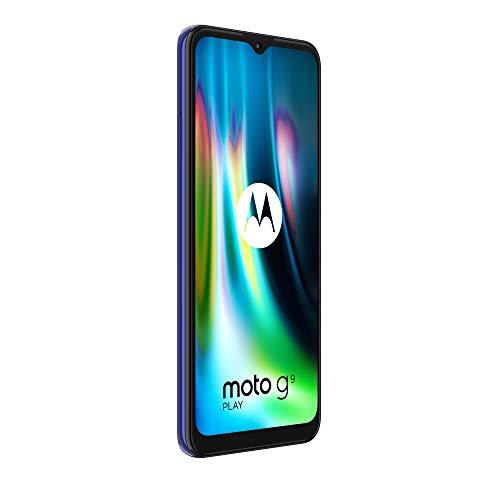 Motorola Moto G9 Play - Pantalla HD+ de 6.5