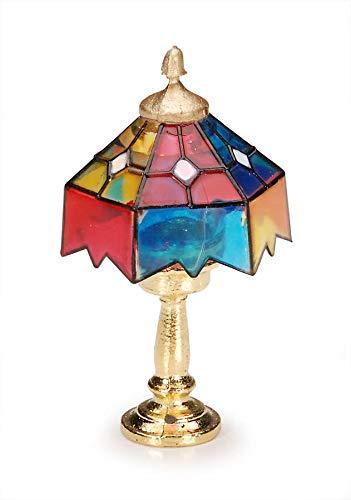 Darice kunststof tijdloze miniatures-tiffany lamp
