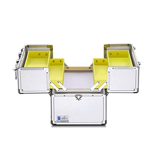 XXFFD Caja de la Medicina Paquete Familiar de Gran Capacidad de la Medicina Caja de Almacenamiento Caja de Familia de Repuesto médico de Primeros Auxilios Kit de Caja de la Medicina del hogar Grande