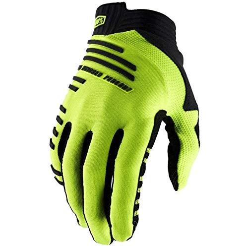 Unbekannt R-core Handschuhe Kinder, Neongelb, L