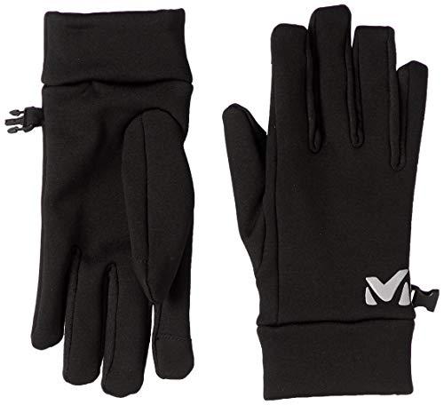 Millet - M Touch Gants Polaires Compatible Tactile - Randonnée, Trekking, Homme, Noir, L