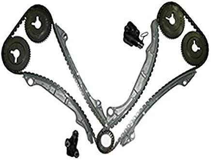 AutoRexx Timing Chain Kit Fits Nissan 2004-2010 5.6L Armada Pathfinder Titan VK56DE QX56