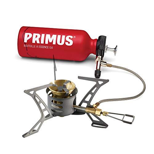 Primus OmniLite TI with . 35L fuel bottle, Heat reflector and windscreen P-321987