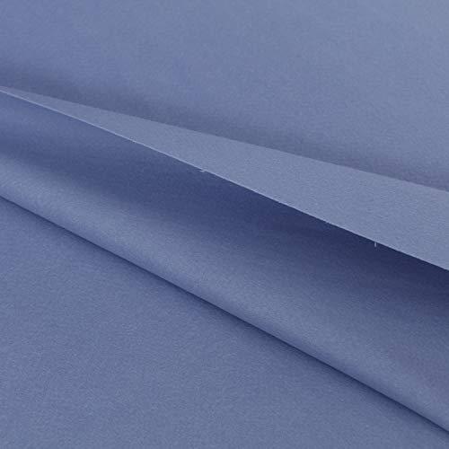 Generico Pannolenci Tinta Unita e Colori mélange al Mezzo Metro - Panno in Feltro colorato per creazioni in Tessuto - Fai da Te - Altezza 190 cm - 47 Colori (Pervinca)