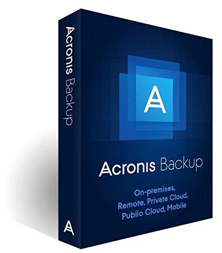 Acronis Vollversion Backup 12 Workstation IT