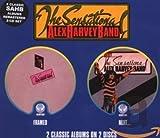 Framed/Next... - lex Sensational Band Harvey