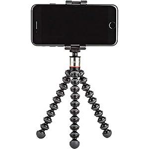 Joby スマートフォン三脚 グリップタイトONE GPスタンド ミニ三脚 スマホ三脚 ブラック/チャコール アウトドア キャンプ リモート iPhone/iPhone Pro JB01491-0WW