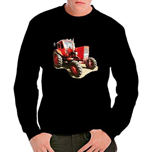 Im-Shirt Traktoren Unisex Sweatshirt - Traktor Belarus MTS 50 by Schwarz 3XL