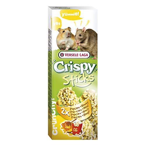 VL knusprige Sticks Hamster und Ratten Popcorn & Honig 2Stück (8Stück)