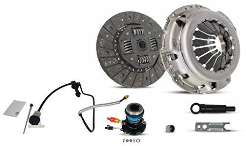 Clutch With Slave And Pre-Bled Clutch Master Cylinder and Line Assembly Kit...