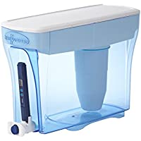 ZeroWater ZD-018 23 Cup Water Filter Pitcher With Water Quality Meter