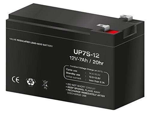 Batería plomo 12,0V/7,2Ah