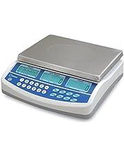 Balanza cuenta piezas Alta resolución Baxtran BC en 3kg, 6kg, 15kg y 30 Kg con batería interna recargable ((3Kg x 0,1g))