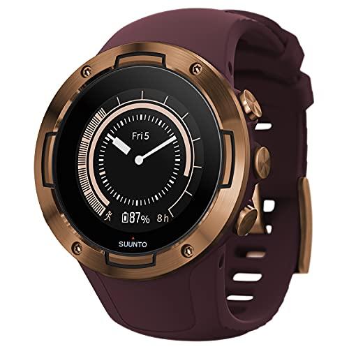 Suunto 5 Reloj Deportivo GPS Ligero y Compacto, Seguimiento 24/7 de Actividad física,...