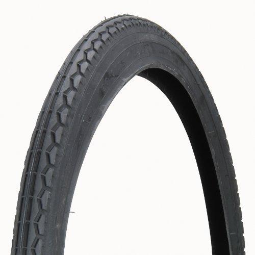 Profex 60014 - Cubierta de Bicicleta de Paseo (20 x 1,75'), Color Negro