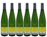 Domaine Vincent Goesel – Vin blanc d'Alsace PINOT GRIS – 2018 – Lot de 6 bouteilles de 75cl