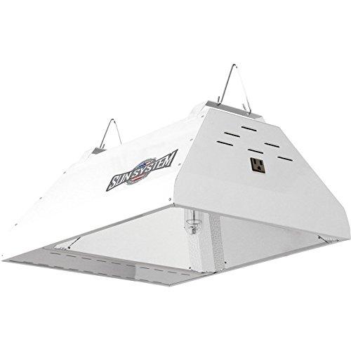 Sunlight Supply Sun System LEC 315 Light Emitting Ceramic Lamp — 120V, 315 Watt, 4200K