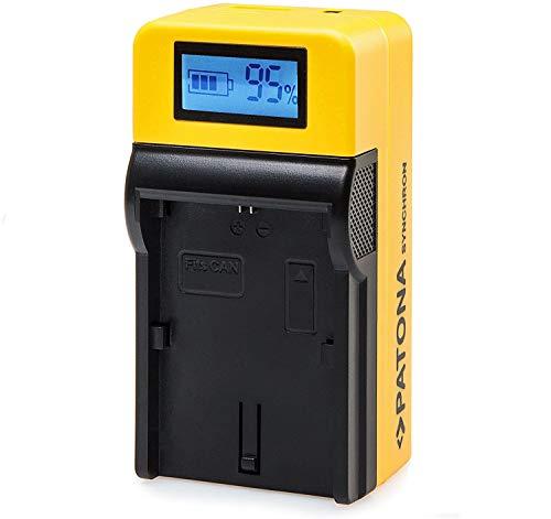 PATONA Cargador compatible con Batería Sony NP-FZ100