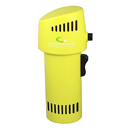 Best Canned Compressed Air Alternative - The O2 Hurricane 220+ MPH Canless Air Industrial YELLOW is an alternative to Canned Air/Computer Dusters andHAs More Power Than Competitors. Equals 1000 cans