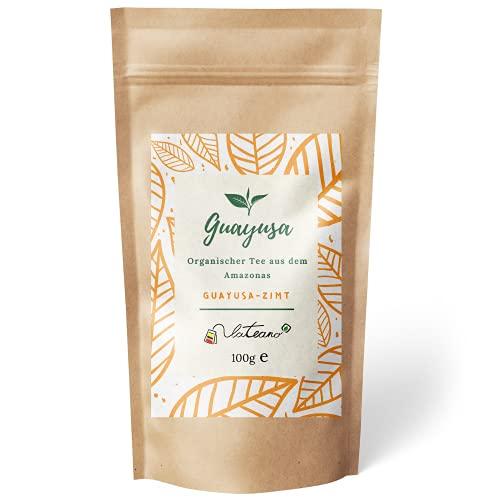 INFUSIÓN TRADICIONAL - Durante mucho tiempo, las comunidades indígenas de Ecuador han utilizado el té proveniente de las hojas de su planta sagrada Guayusa por sus efectos curativos y energizantes. ESTIMULANTE - Este té orgánico combina lo mejor del ...