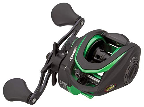 Lew's Fishing Mach Speed Spool MCS Casting Reel with...