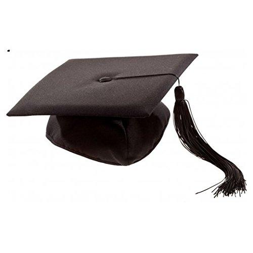 Schramm® Doktor Bachelor Hut Uni Diplom Hut Abschlussfeier Doktorand