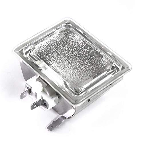 YJYQ Bombilla De Microondas De Repuesto Duradera Resistente A Altas Temperaturas para Lámpara De Horno