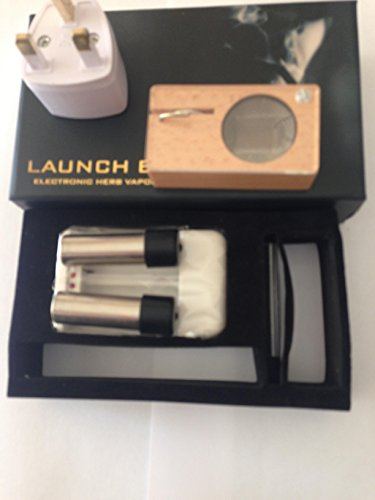 Magic Flight Launch Box Vaporizador De - Nuez
