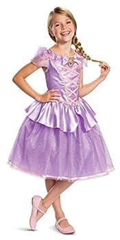 Disney Princess Rapunzel Classic Girls  Costume Purple