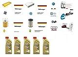 Kit filtri tagliand + 5 Litri Oil Castrol 5W30
