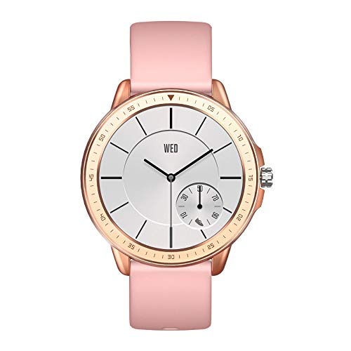 Smartwatch Frauen Sanag, E3-N Smartwatch Damen Android, Wasserdicht IP67, HD-Touchscreen (Rosa)