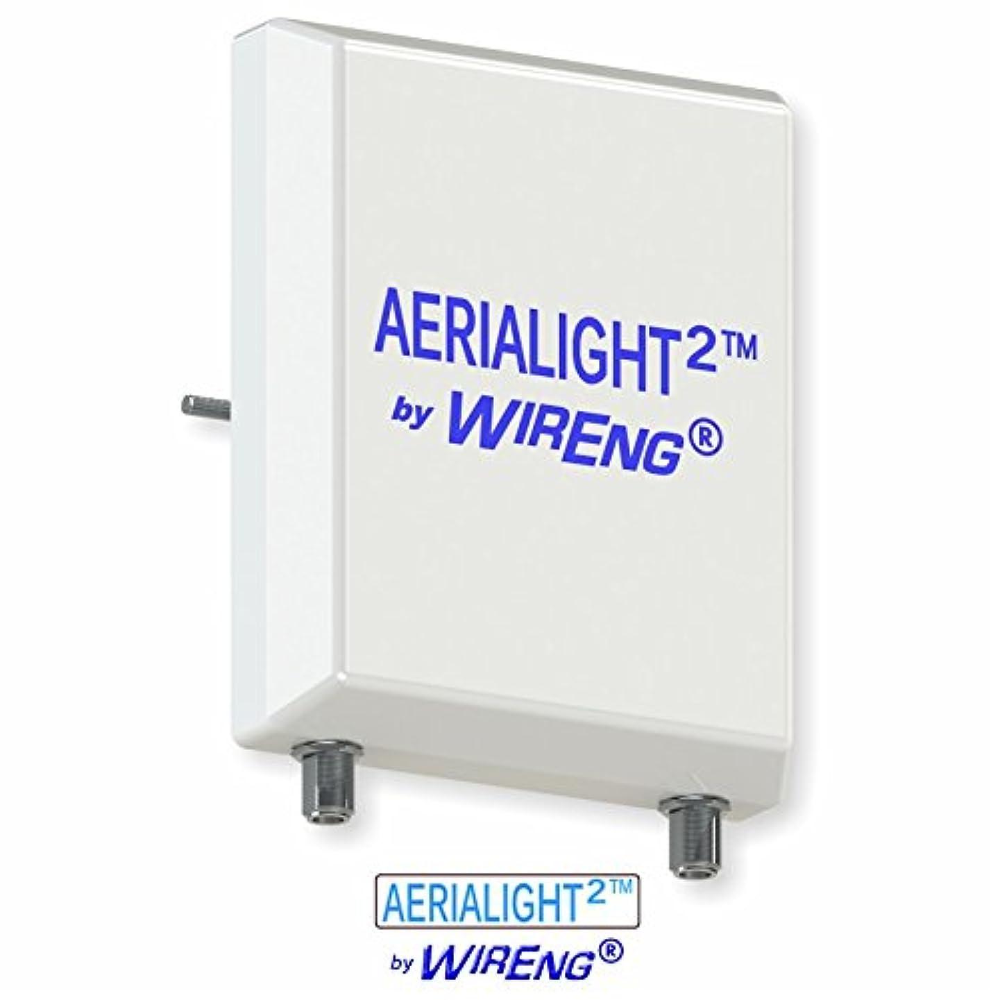 AeriaLight2? Dual Antenna for Clear 4G USB Modem True MIMO ±45° (AeriaLight? 2)