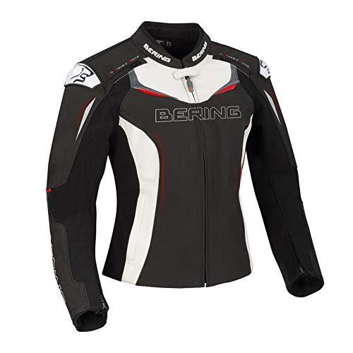Bering, giacca da moto da donna VIP-R nero