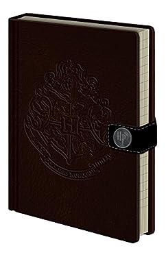 """Pyramid International A5 Harry Potter """"hogwart's Crest"""" Notebook"""