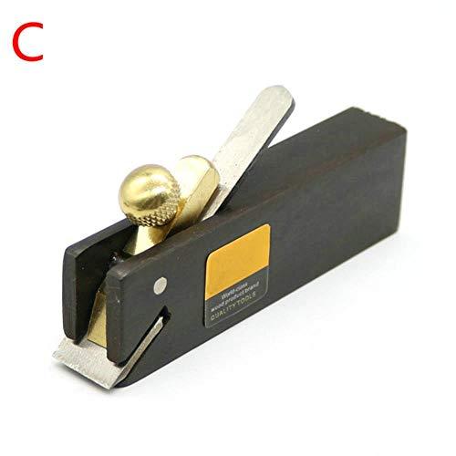 Heng Mini Handschaven Timmerwerk Timmerman Ebben Schrijnwerk Houtwerk Gereedschap Handschaafmachine, C
