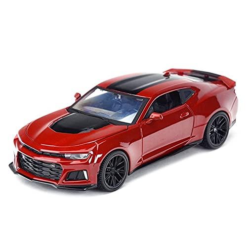 LXLN Modello Auto 1:24 2017 para C-HEVROLET C-Amaro Z-L1 Auto Deportivo Estado Matrices Vehículos Modelo Modelo para Automóviles (Color : 2)