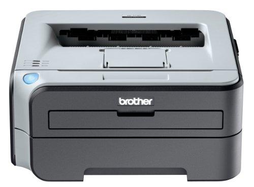 Brother HL-2140 Schwarzweiß-Laserdrucker mit 250 Blatt Papierkassette