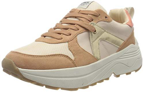 ONLY ONLSYLVIE-1 Color Sneaker, Zapatillas Mujer, Rosa, 38 EU